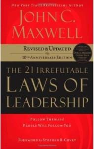 leadership book cover crop