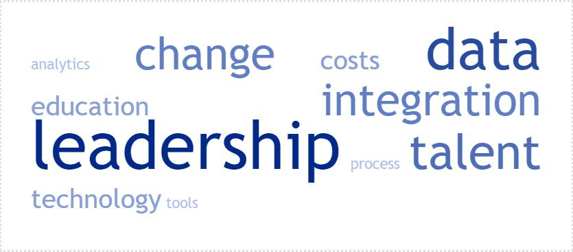 Challenges to Analytics Implementation