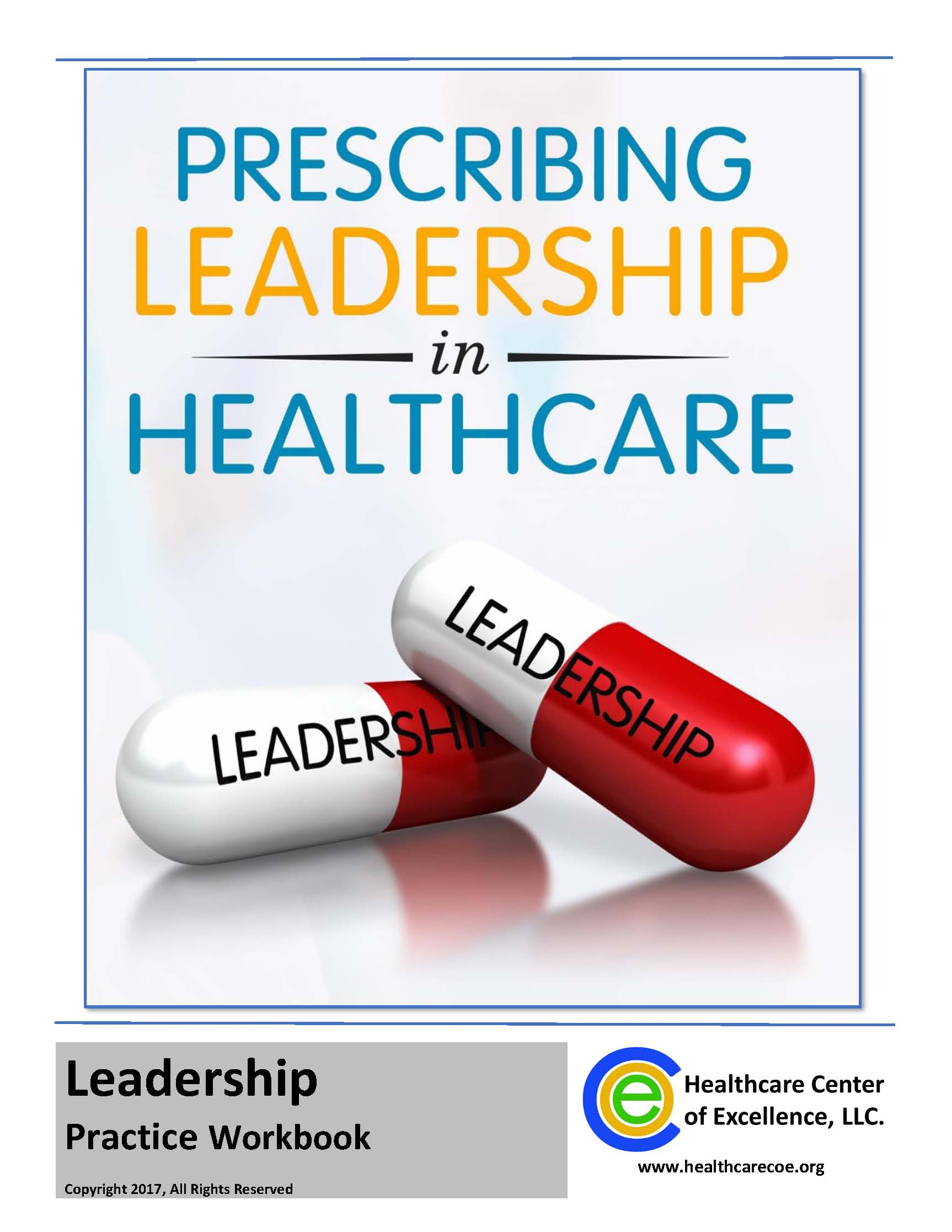 Prescribing Leadership Practice Workbook
